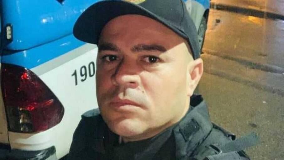 Soldado Ivanildo Silva de Oliveira baleado na Pavuna Zona Norte do Rio de Janeiro
