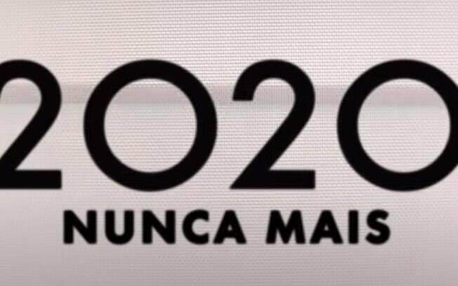 2020 nunca mais, especial de comédia feito pelos criadores de Black Mirror, estreia neste ano na Netflix