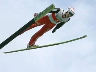 Ammann já sofreu um grave acidente em 2002, um mês antes de conquistar os dois primeiros títulos olímpicos da sua carreira, nos Jogos de Inverno de Salt Lake City