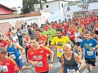 Incentivo. A comissão organizadora da corrida prevê premiação para os três primeiros colocados dos sexos masculino e feminino
