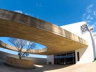Entrada do prédio do museu Cais do Sertão, que integra o projeto Porto Novo Recife