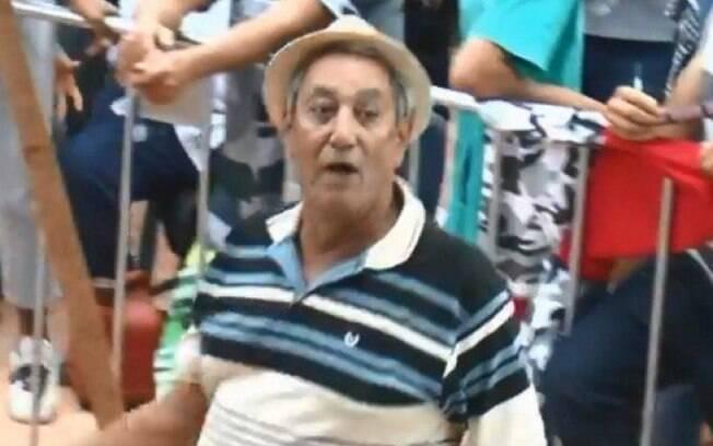José Antônio, de 68 anos foi encaminhado ao Pronto Atendimento Municipal, mas não resistiu