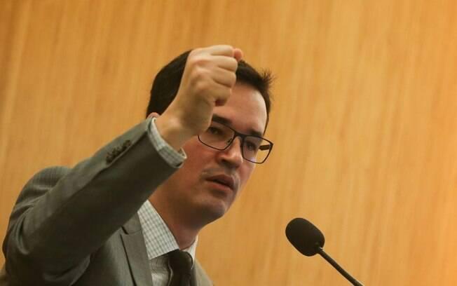 Coordenador da força-tarefa de procuradores que atuam na Operação Lava Jato em Curitiba, Deltan Dallagnol