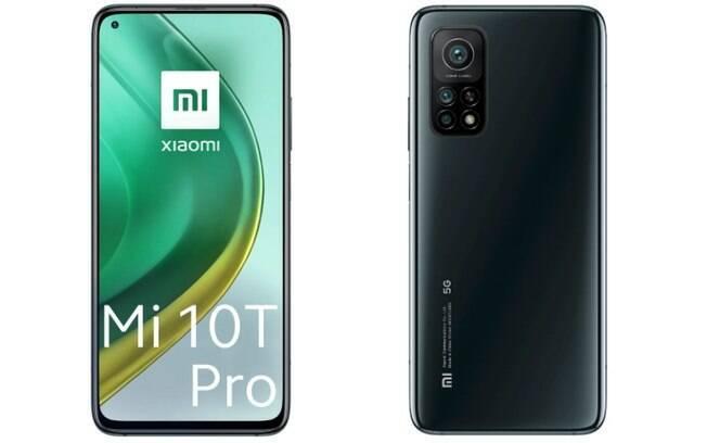 Possível Xiaomi Mi 10T Pro