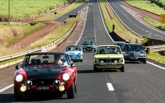 Rallye das 1000 Milhas Históricas Brasileiras:  passeio que expõe grandes clássicos e muita paixão por antigomobilismo