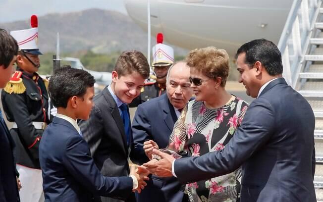 Dilma participa da 7ª Cúpula das Américas e de encontros bilaterais