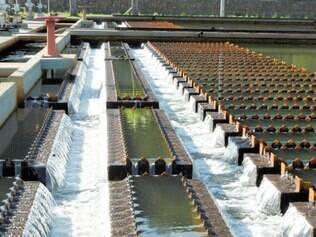 Copasa garante que há água suficiente para abastecer a capital