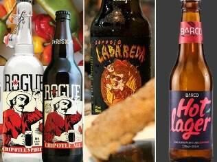 Você encara uma cerveja feita com pimenta? Conheça os ingredientes mais estranhos já usados na produção