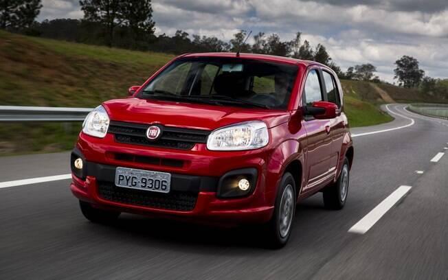 O Fiat Uno sofreu com o lançamento de Mobi e Argo; o tradicional hatch nacional está esquecido