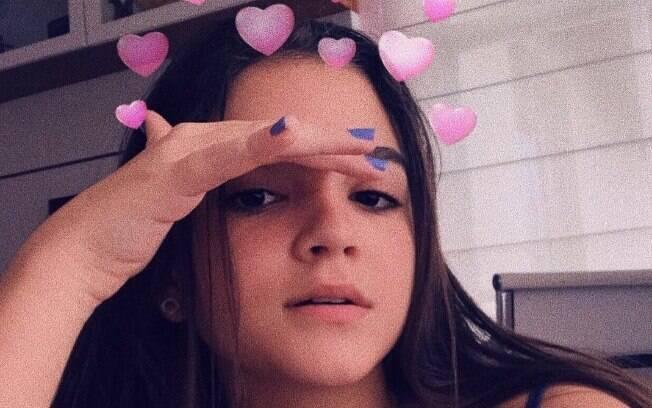Mel Maia, atriz da Globo, faz brincadeira citando organização racista em post Instagram e é fortemente criticada