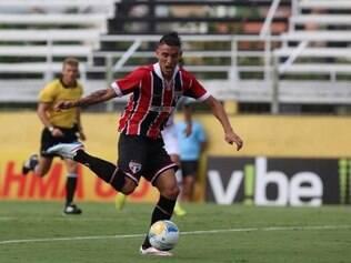 Centurión teve bom desempenho em sua estreia com a camisa do Tricolor Paulista