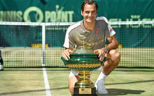 O multicampeão Roger Federer é leonino do dia 8 de agosto de 1981