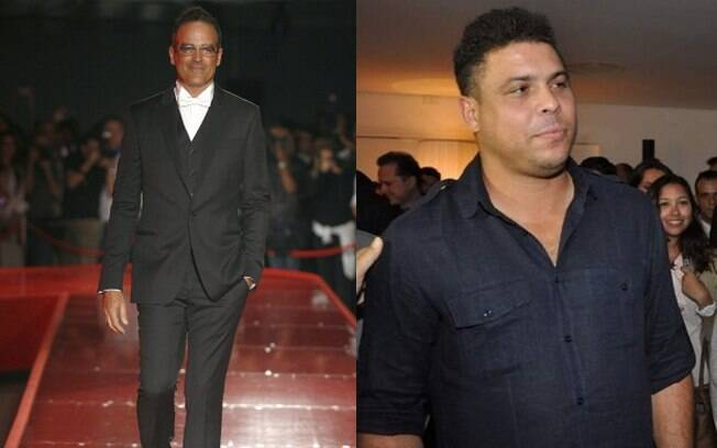 Marcus Panthera e Ronaldo