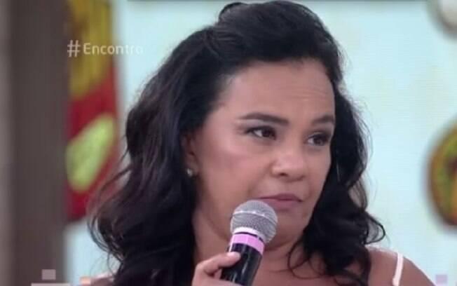Atriz discutiu saúde no Encontro com Fátima Bernardes desta terça-feira (26)