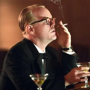 Philip Seymour Hoffman ganhou o Oscar de melhor ator após interpretar o escritor gay Truman Capote