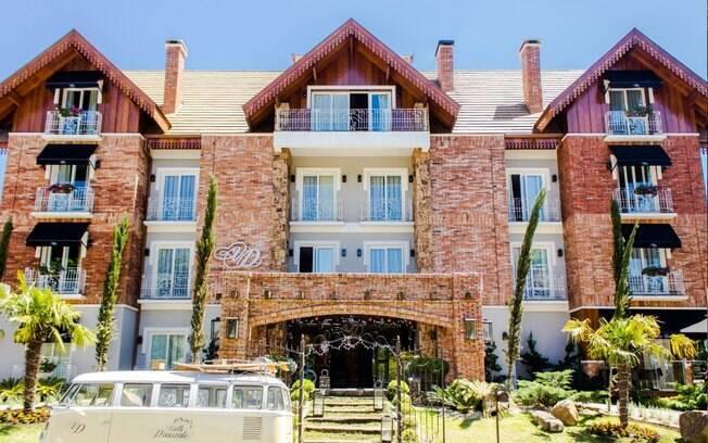 O Valle D'incanto Midscale Hotel fica em Gramado e representa o Brasil lista dos melhores hotéis com baixo preço