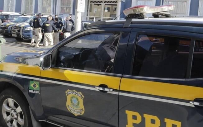 Operao da PRF prende dois por roubo de carga em Indaiatuba