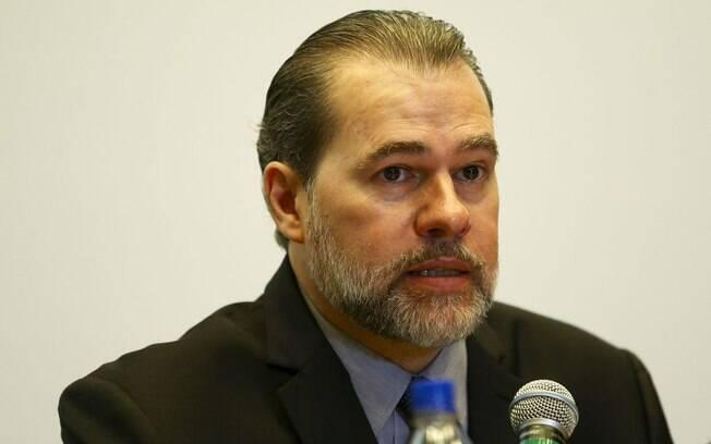 Presidente do STF, Toffoli