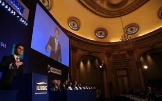 Fiascos e destaques do grande encontro de empresários brasileiros no Uruguai - Home - iG