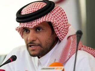 O xeque Al-Thani também garantiu que o país vai ser candidato a sede do Mundial de Basquete em 2019