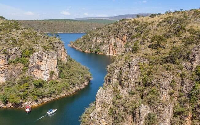 Cidade mineira é conhecida pela natureza intocada e está se tornando a queridinha dos turistas