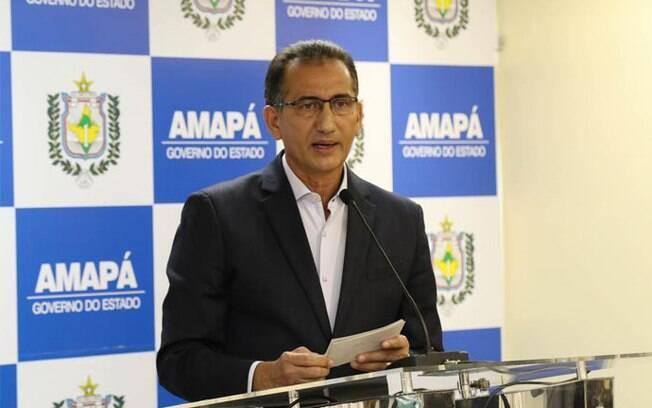 Waldez Góes, governador do Amapá