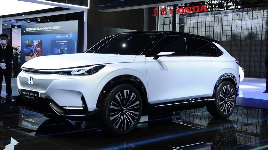 Honda e Concept: SUV dá pistas de como deverá ser a versão 100% elétrica do novo HR-V