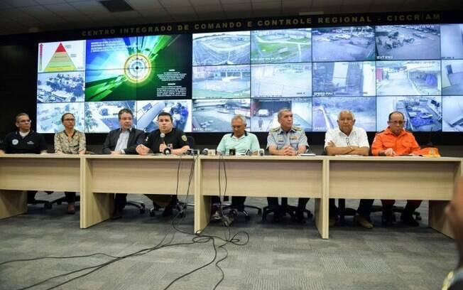 Órgãos de Segurança apuram confronto de criminosas que deixou 56  mortos no Complexo Penitenciário Anísio Jobim