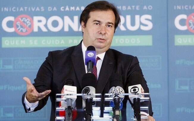Rodrigo Maia%2C presidente da Câmara