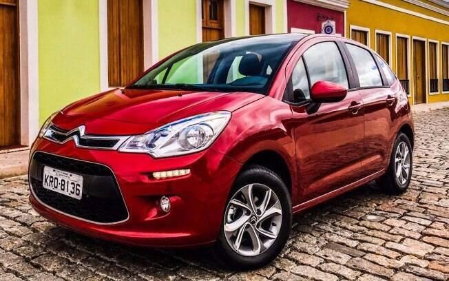 Citroën C3  automático ainda tem  quatro marchas no Brasil. Mas o de seis deve chegar ainda no primeiro semestre