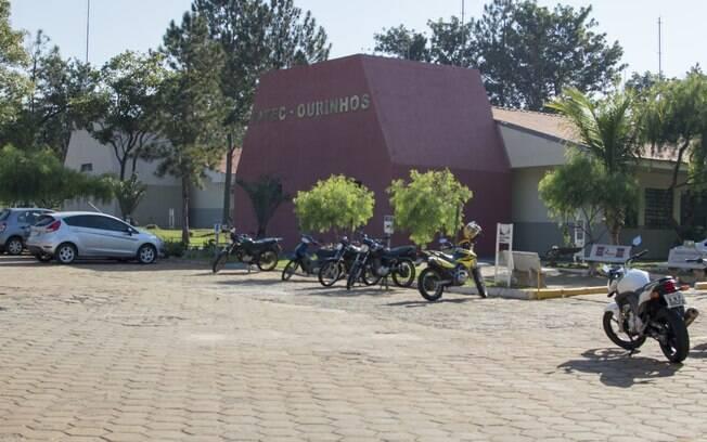 Faculdade de Tecnologia de Ourinhos (Fatec), em Ourinhos (SP). Foto: Divulgação/Centro Paula Souza