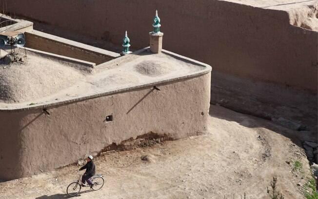 Imagem do Afeganistão por Ricardo Thomé