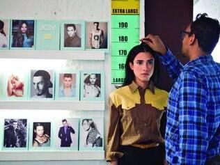Abertura. Camila Ribeiro já posou para revista especializada, mas quer espaço em outras publicações