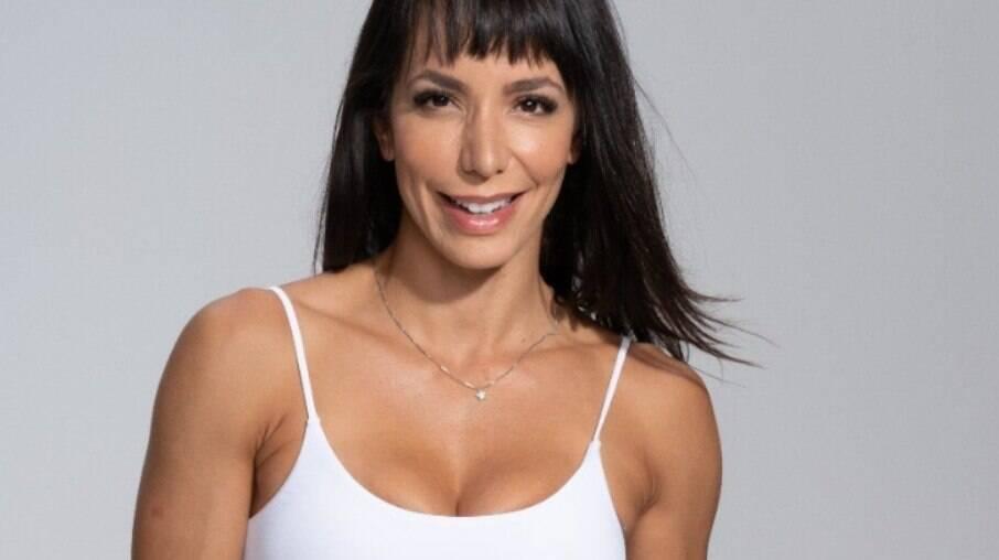 A treinadora e empresária fitness Carol Borba