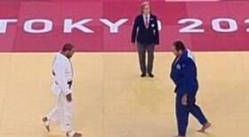 Baby perde no judô, mas ainda disputa medalha de bronze nas Olimpíadas