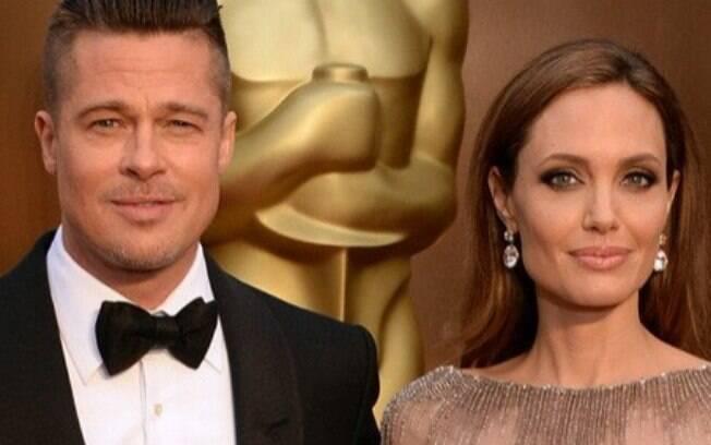 Angelina Jolie abre processo contra Brad Pitt