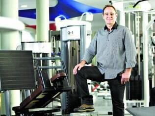 Crescimento. Sebastião Paulino, que preside o Enaf, diz que academias menores são maioria em BH