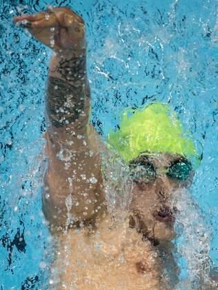 Talisson Glock ganha os 200m medley SB6