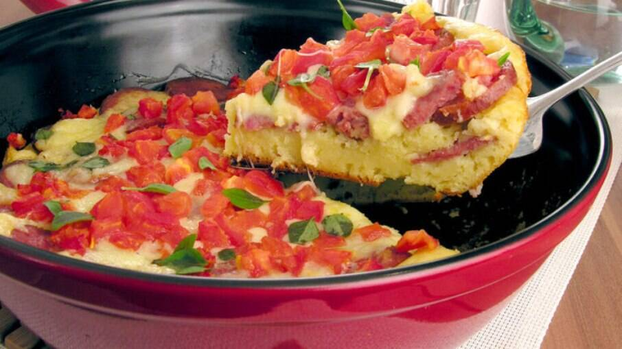 Torta de frigideira: 7 opções para economizar tempo