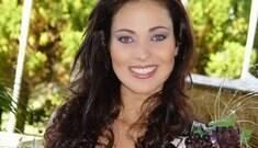 Miss Brasil 2004 é encontrada morta dentro de casa no Sul