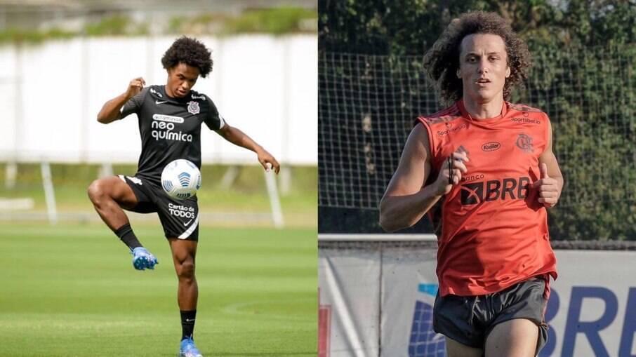 David Luiz e Willian estão aptos a fazerem suas estreias