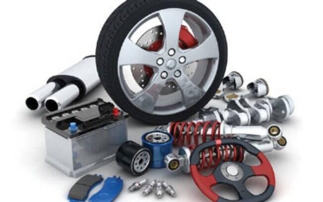 Uma infinidade de acessórios de carros pode ser encontrada nas mais diversas lojas de materiais automotivos