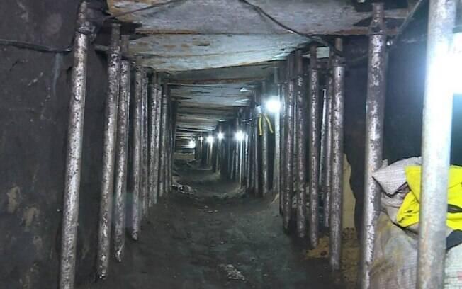 Com túnel de 500 metros, quadrilha de São Paulo pretendia realizar o maior roubo a banco do mundo