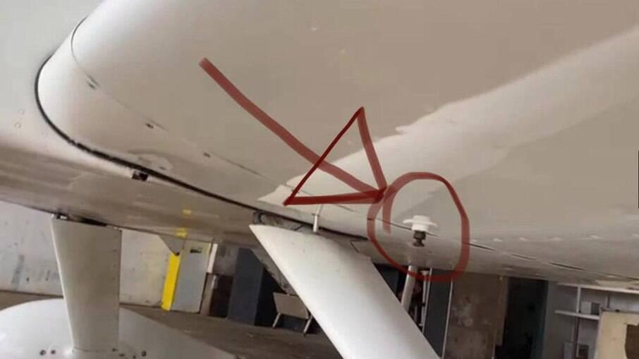Avião de deputado sofre pane seca após ter combustível furtado