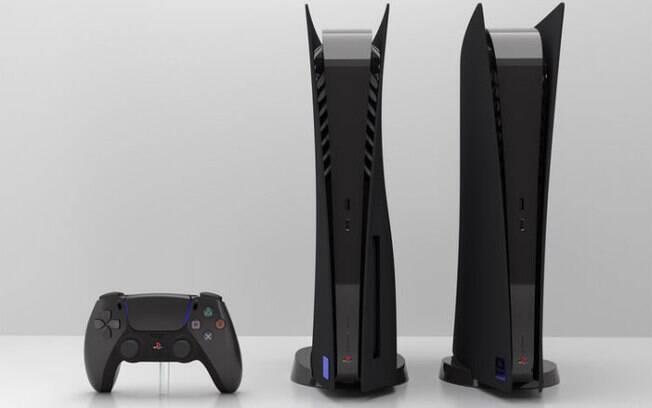 Versão especial do PS5