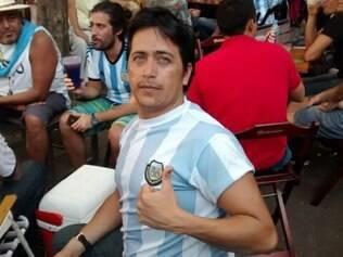 Maximiliano Rodriguez acredita em uma final entre Argentina e Brasil