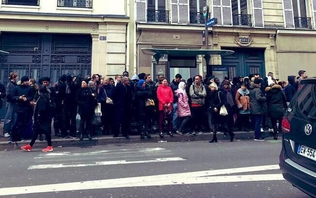 Greve dos transportes tem afetado a rotina dos franceses