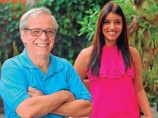 Neurolinguística. O trainer Maurício de Souza e a advogada Daniela Bossi, 37, têm a própria tese para explicar as emoções