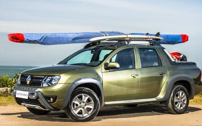 Renault Duster Oroch passou a ser mais vendida nas versões voltadas para trabalho pesado e não para lazer