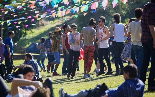 A festa alternativa Voodohop, realizada na rua, é uma maneira de os paulistanos conhecerem melhor a cidade